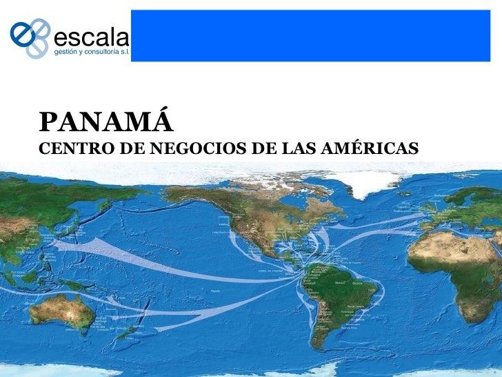 PANAMÁCENTRO DE NEGOCIOS DE LAS AMÉRICAS