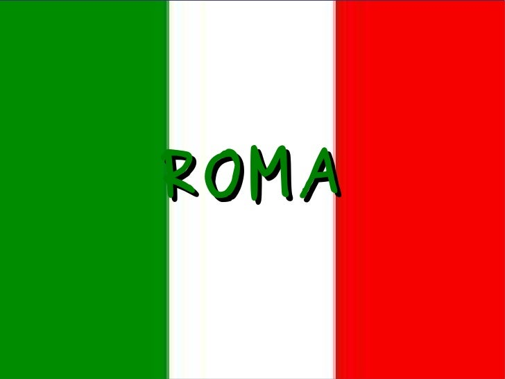 Presentación de roma hecho por andrea arrabal