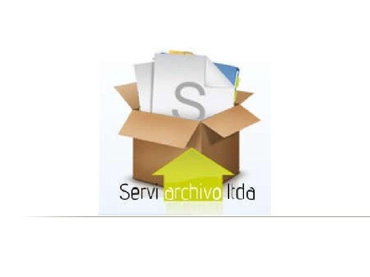 ServiArchivo Ltda