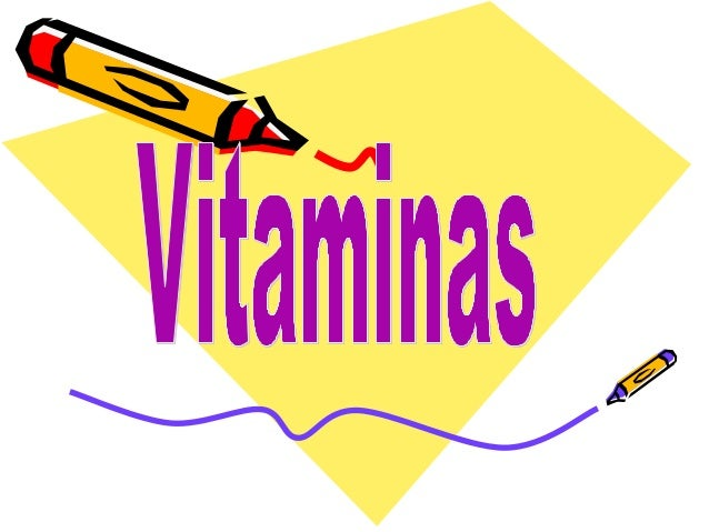Presentaciòn de vitaminas