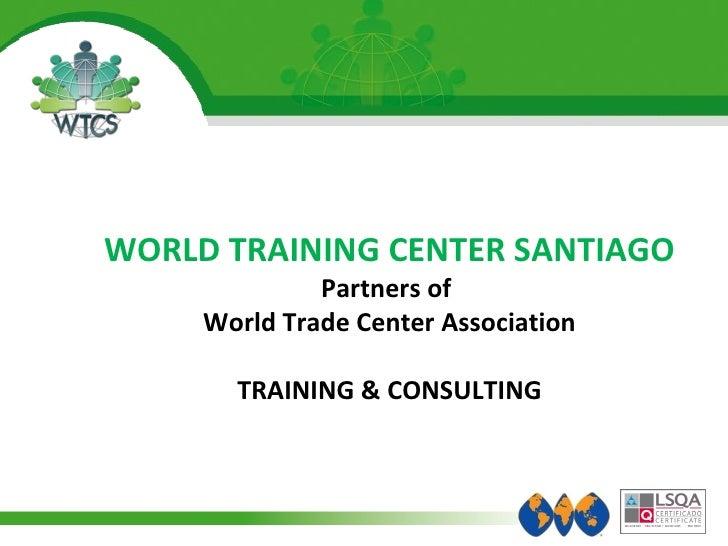 WTCS - Training & Consulting