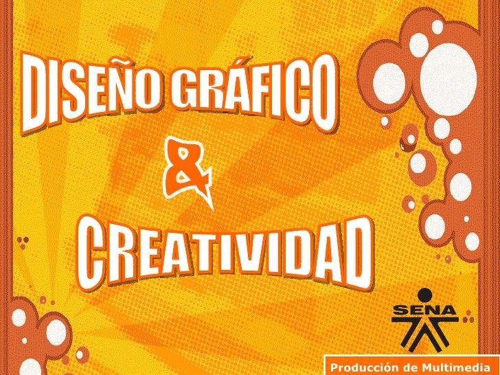 DISEÑO GRÁFICO Y CREATIVIDAD (FRANKLIN POLENTINO)