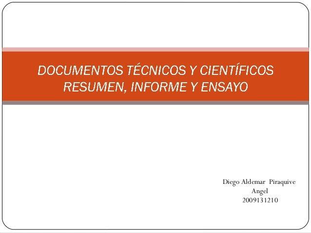 Diego Aldemar Piraquive Angel 2009131210
