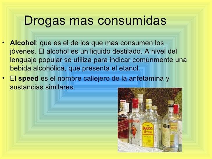 La dependencia del organismo del alcohol