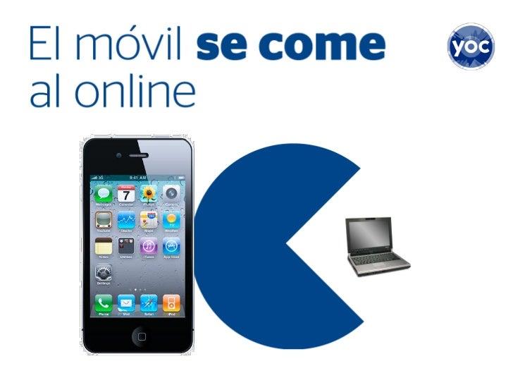 El Móvil se come al Online. (Sept-2011)