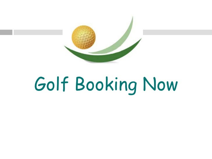 Golf Booking Now SL