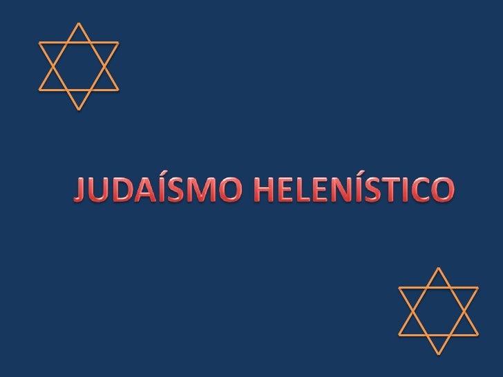 Presentación  filosofia = judaismo