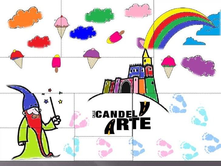 callecandelarte/Sandra Luis