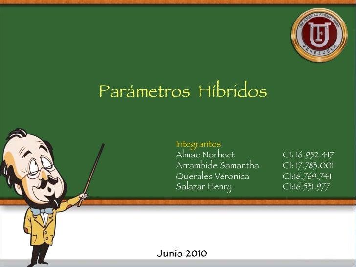 Integrantes : Almao Norhect CI: 16.952.417 Arrambide Samantha  CI: 17.783.001 Querales Veronica  CI:16.769.741 Salazar Hen...