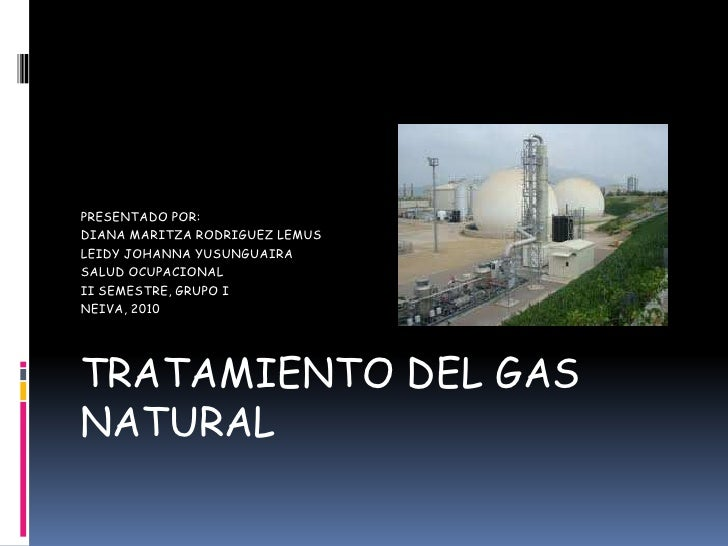 Presentaci n final gas natural for Gas ciudad o gas natural