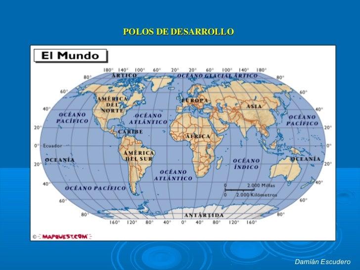 POLOS DE DESARROLLO                      Damián Escudero