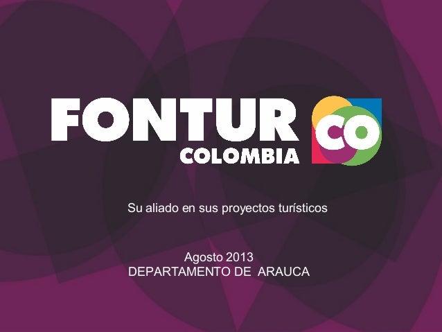 Fontur en Colombia Prospera