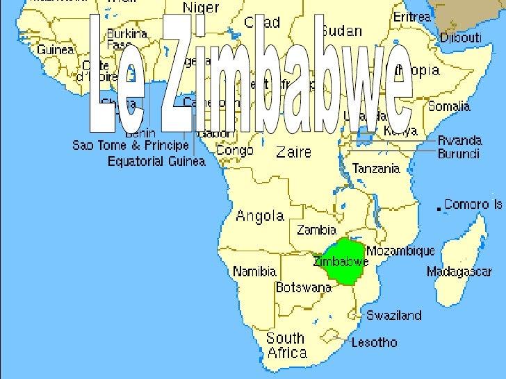 Le Zimbabwe