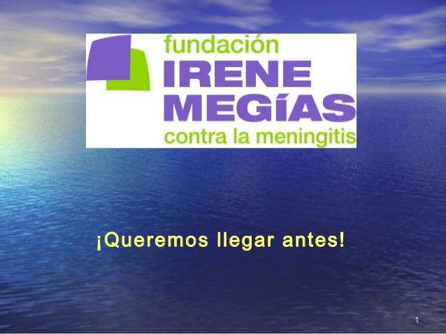 La Enfermedad Meningogócica Invasiva (EMI) en España; la visión del paciente