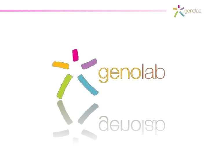 Presentación Genolab