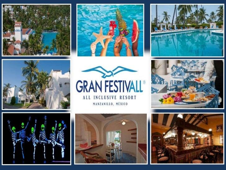 Con una extensión de 33 hectáreas Hotel GRAN FESTIVALL se encuentra    a tan solo 10 minutos del centro y a 25 minutos del...