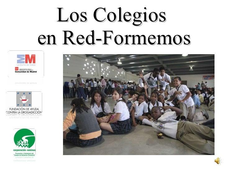 Los Colegios en Red-Formemos