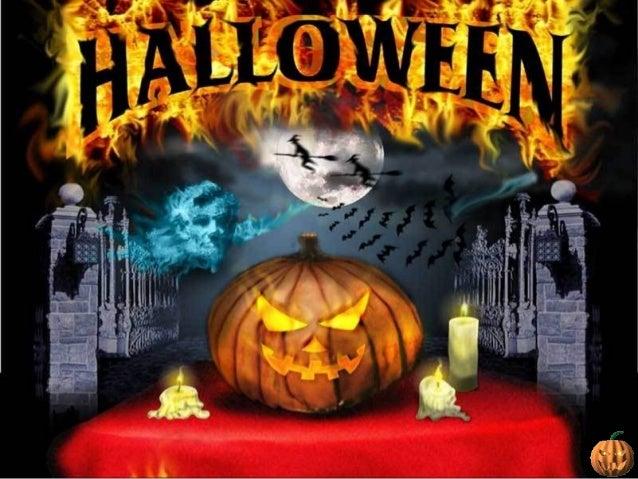 Presentación halloween