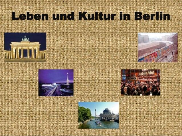 Leben und Kultur in Berlin