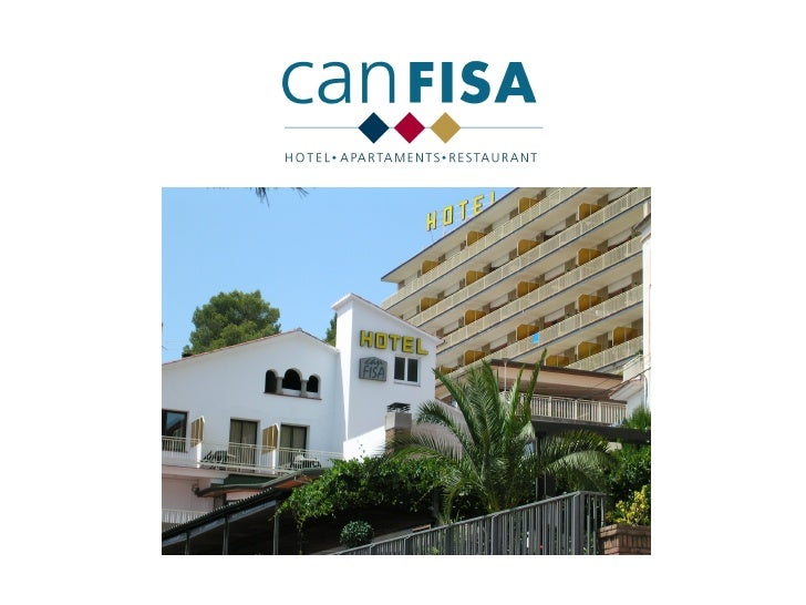 Presentación Hotel Can Fisa-Corbera de Llobregat-Barcelona, en inglés