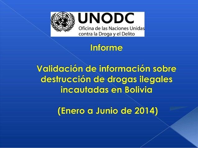Presentación informe antonino 2014 10.07.14