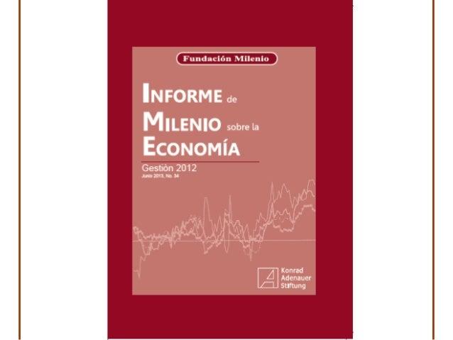 Presentación Informe de milenio sobre la economía, 2012, no. 34
