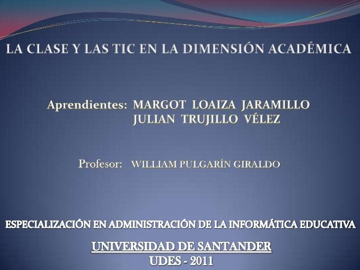 Presentación institucional udes