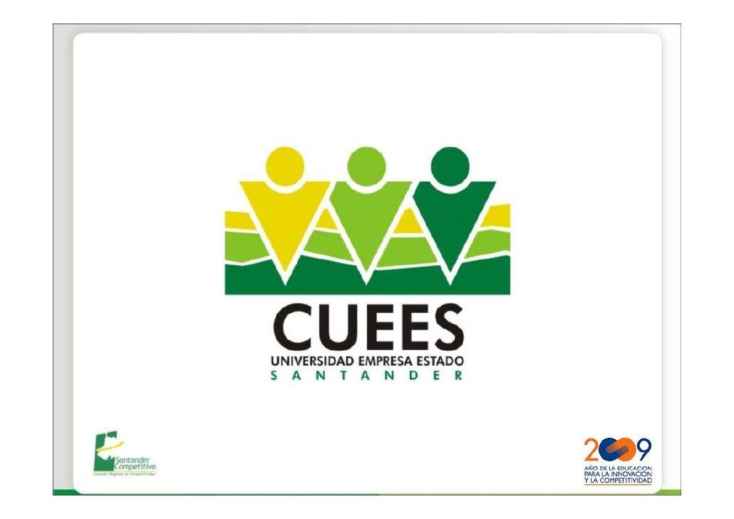 Foro Innovación y Educación Superior: Presentación Jaime Alberto Camacho - CUEE Santander