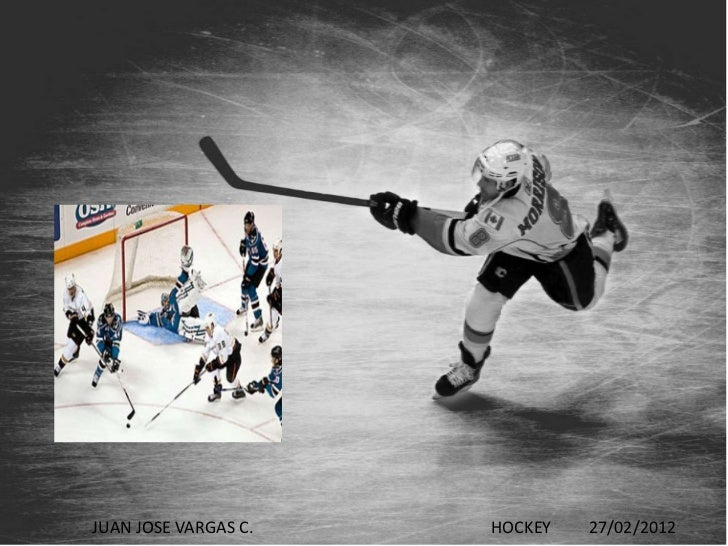 JUAN JOSE VARGAS C.   HOCKEY   27/02/2012