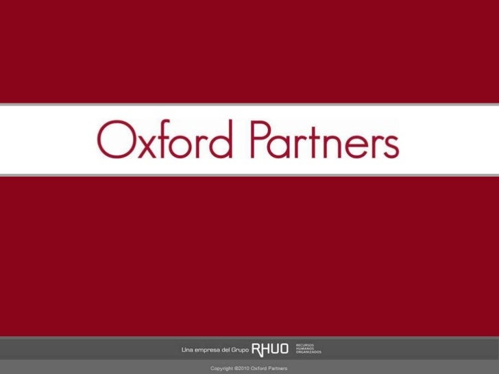 Oxford Partners