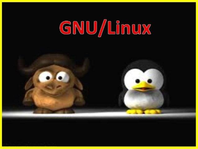 Presentación GNU/Linex