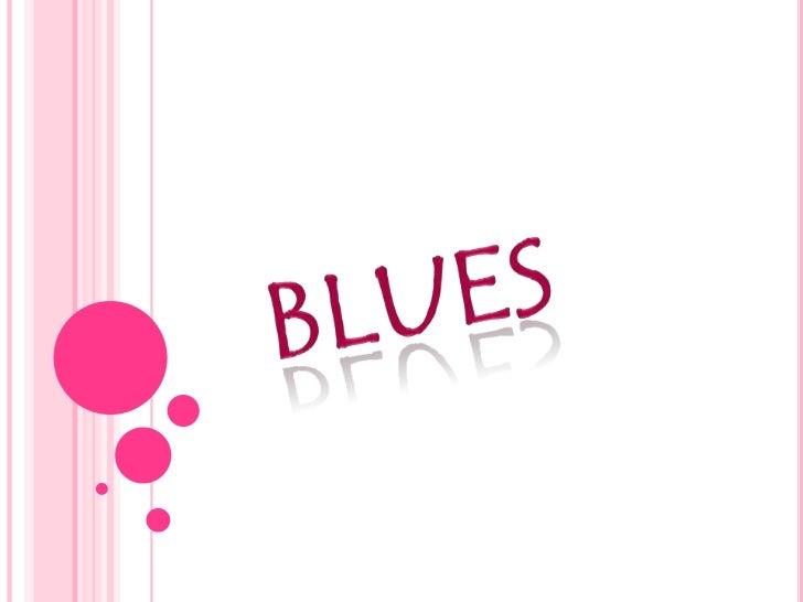 Presentación loren english day blues