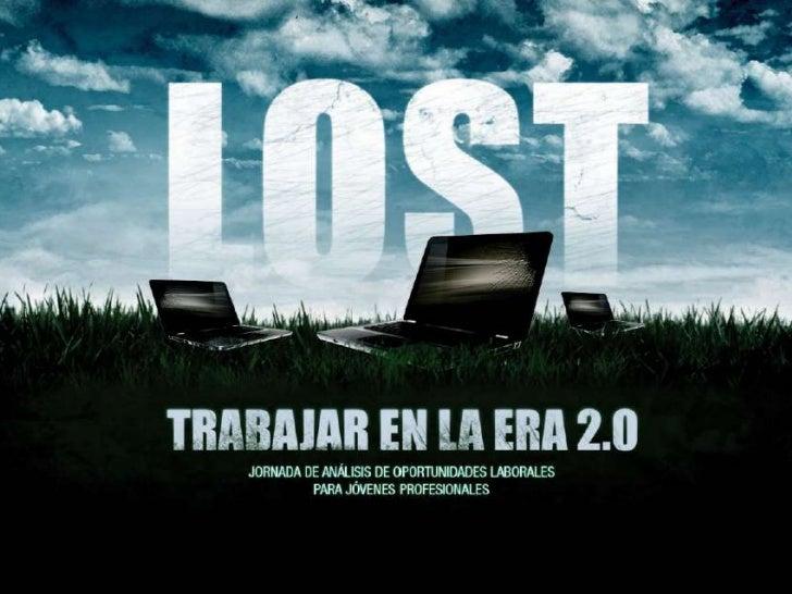 LOST - Presentación Lic. Gastón Urbisaglia