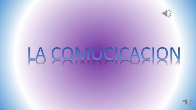La comunicación brinda espacios para Escuchar, hablar, comprender, especificar. Lo cual nos ayuda a conocer personas