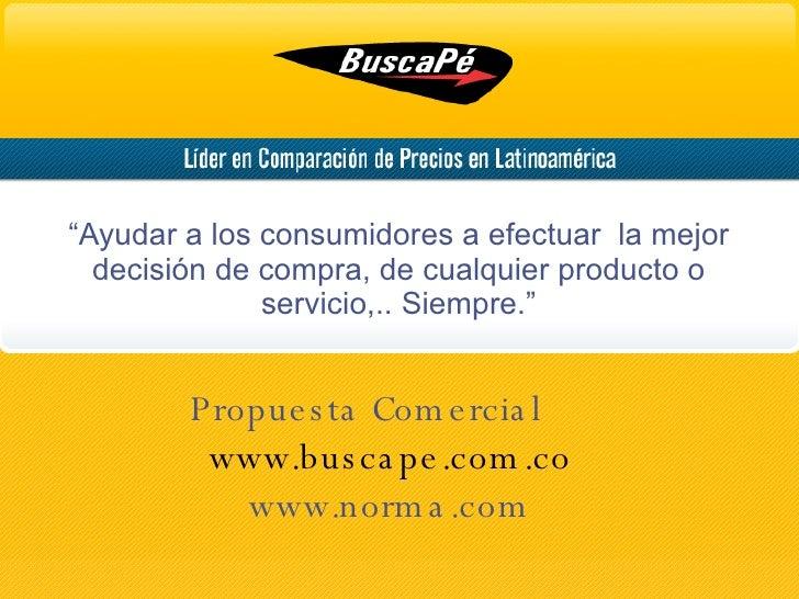 PresentacióN Maestra Buscapé  27 02 2009