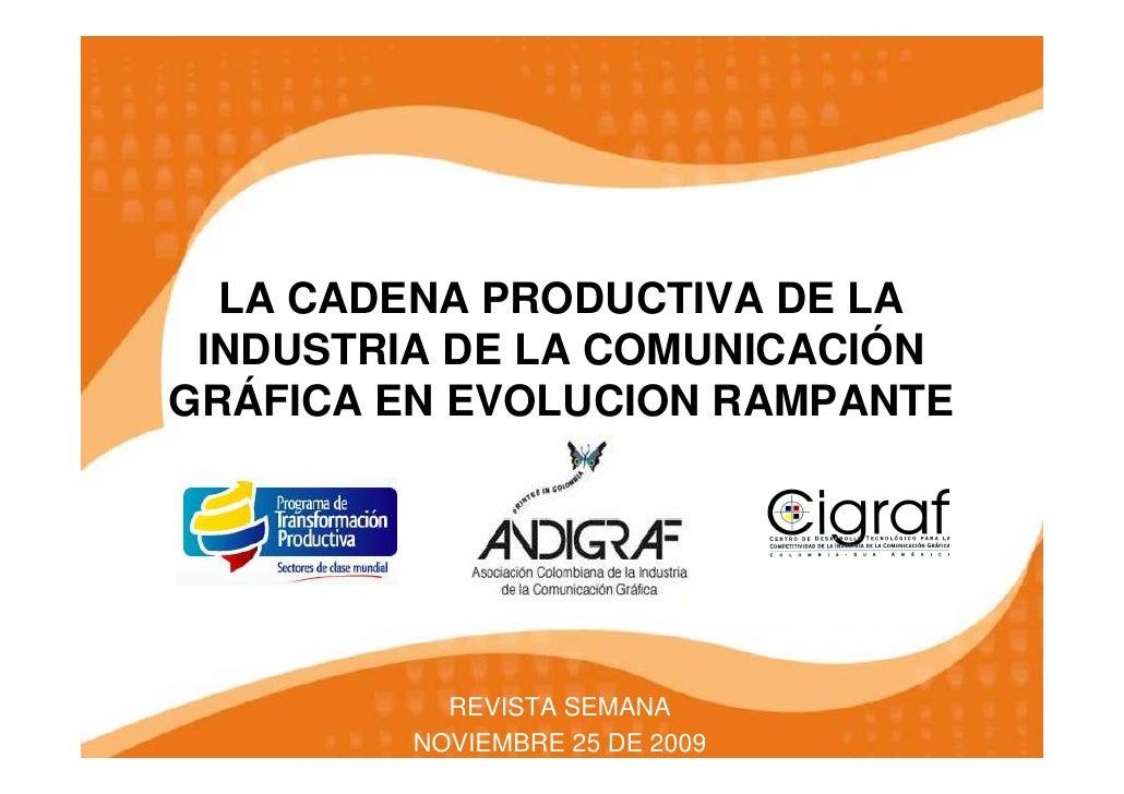 Foro Innovación y Educación Superior: Presentación Maria Reina - Industria de la Comunicación gráfica