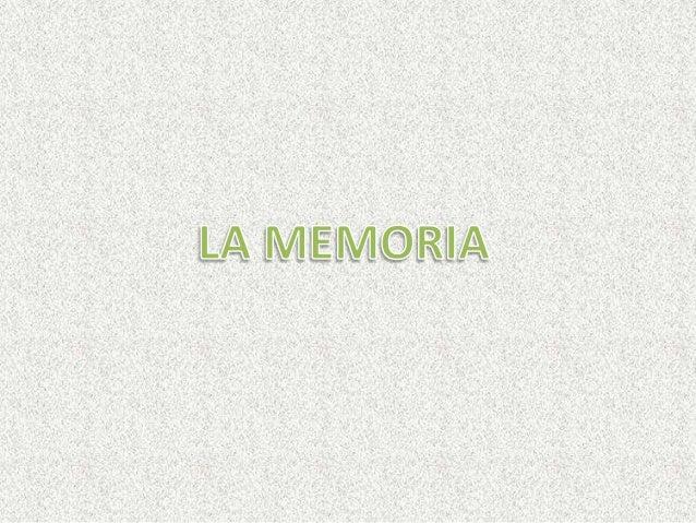 LA MEMORIA Soportes de grabación y de lectura automática de información Almacenada en tarjetas, bandas magnéticas, disco s...