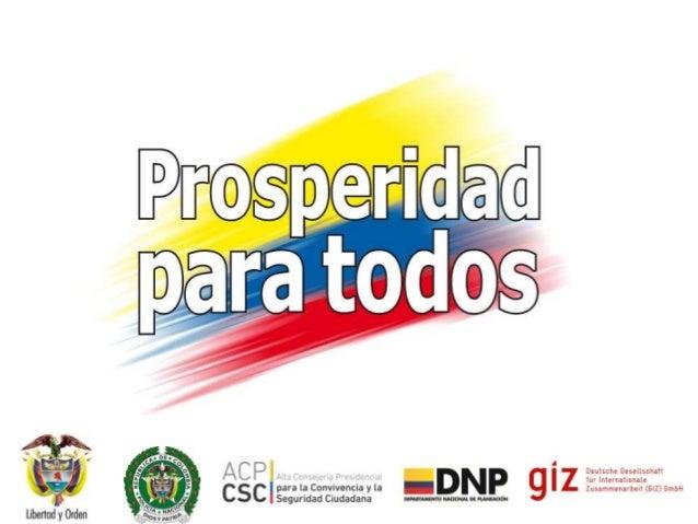 GUÍA METODOLÓGICA PARA LA ELABORACIÓN, IMPLEMENTACIÓN Y SEGUIMIENTO DE LOS PLANES INTEGRALES DE SEGURIDAD Y CONVIVENCIA CI...
