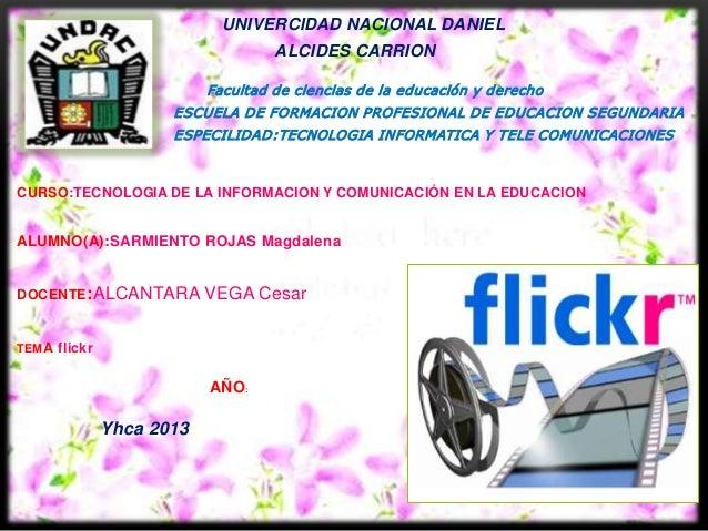 UNIVERCIDAD NACIONAL DANIEL ALCIDES CARRION Facultad de ciencias de la educación y derecho ESCUELA DE FORMACION PROFESIONA...