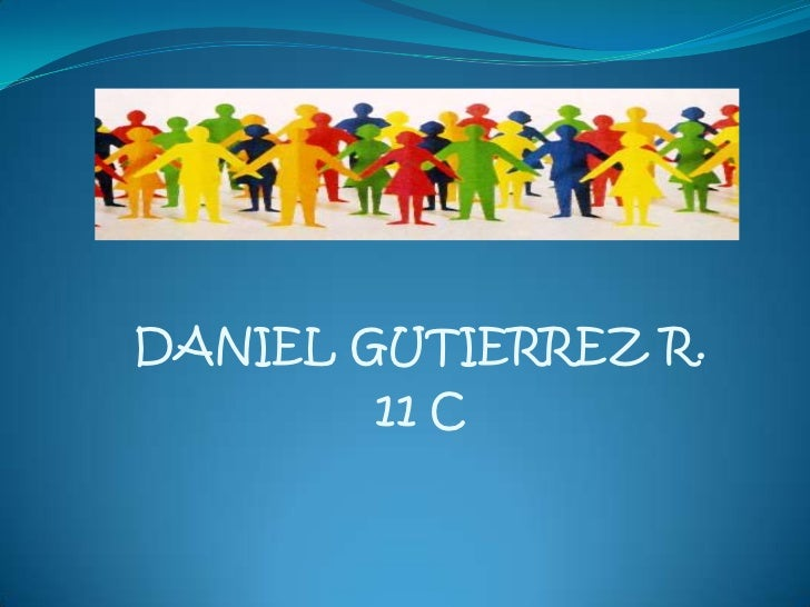 DANIEL GUTIERREZ R.        11 C