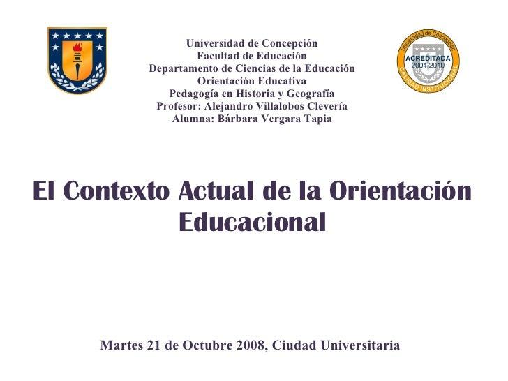 PresentacióN OrientacióN Educativa Nº2