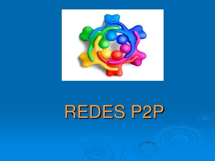 Presentación p2p