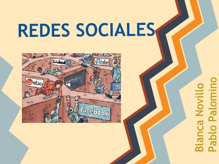 ÍNDICE1. Definición.2. Características.3. Tipos.4. Redes sociales más conocidas.   a. facebook   b. Twitter   c. Tuenti5. ...