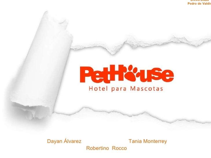 """PetMarketing ; Hotel """"pethouse"""""""