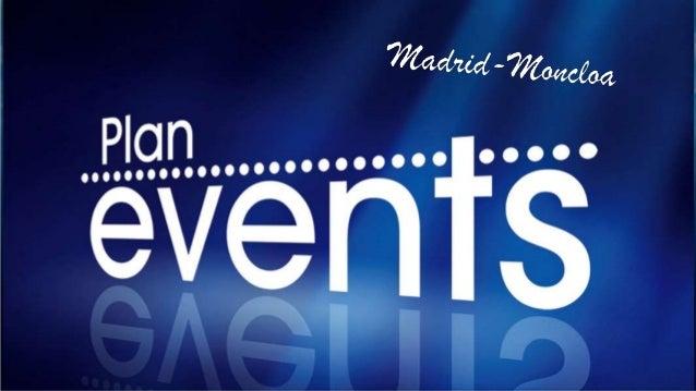 ¿Quiénes somos?Plan Ahead Events es la Agencia de Servicios Integrales para la gestión y organización deeventos más grande...