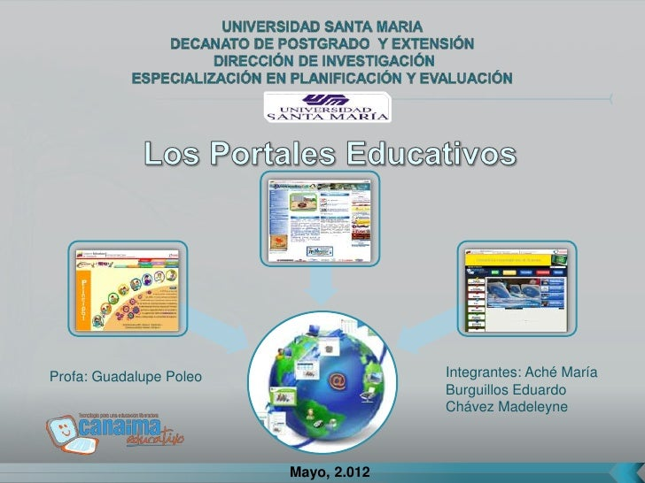 Presentación portales