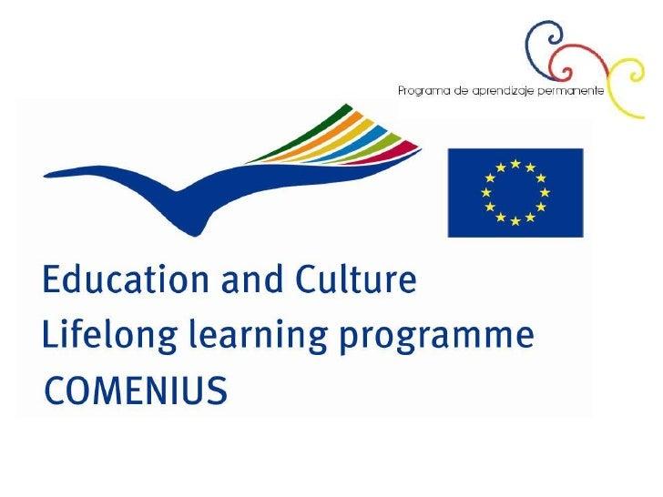 Comenius 2009/2011: Spain