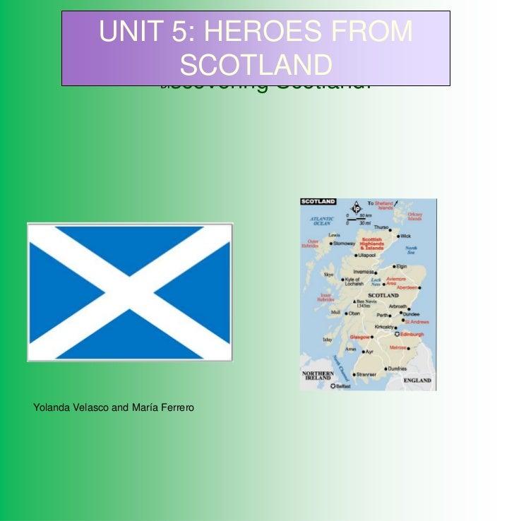 Presentación power point scotland