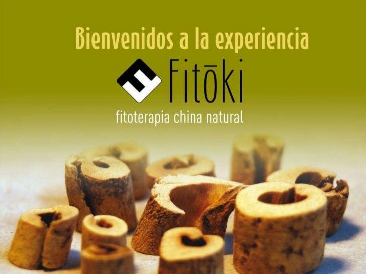 Proyecto Fitoki