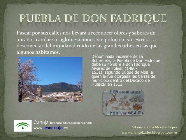 Puebla de Don Fadrique